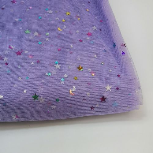Sparkle Tulle |Light Purple | K36A-W52 | 54""